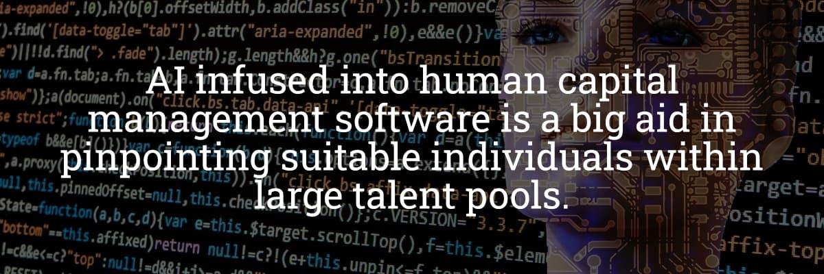 AI Human Resource Talent Software