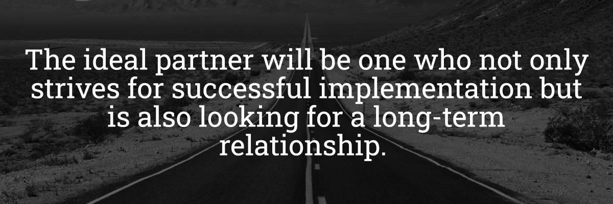 ERP Partner Success