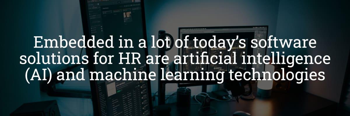 HR Technology AI
