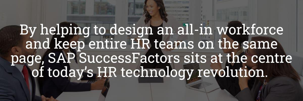 SAP SuccessFactors HR Team